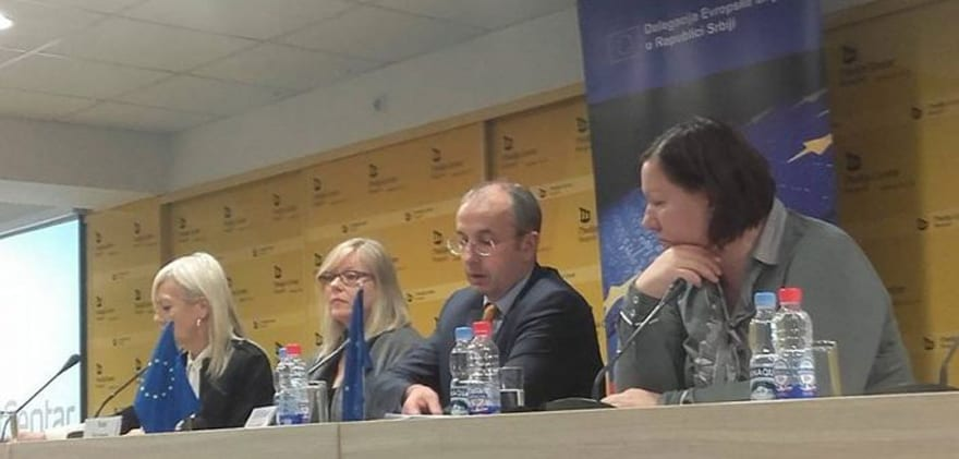 Davenport: EU committed to Serbia's accession