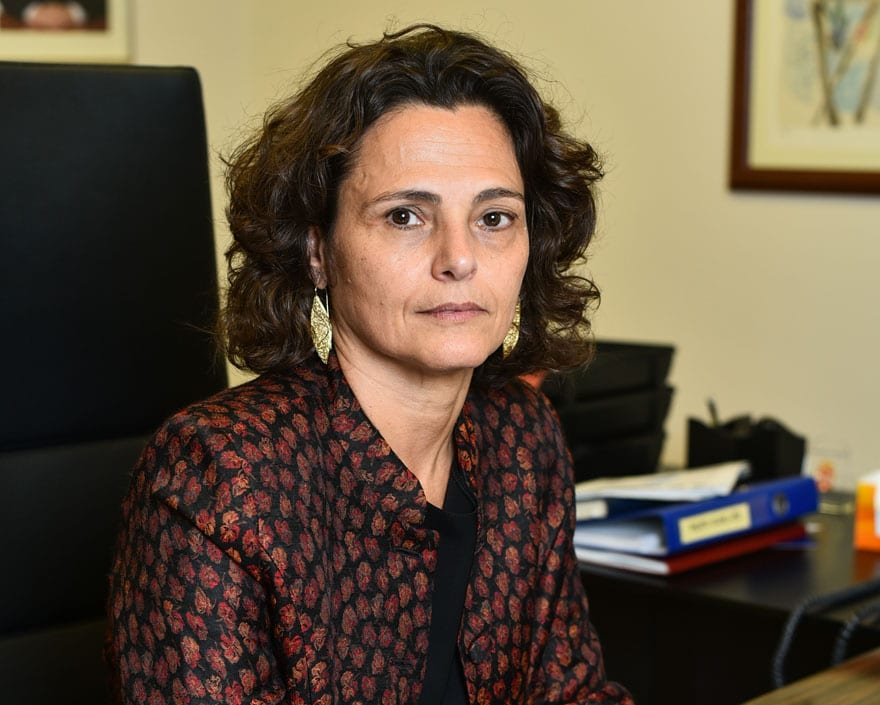 Alona Fisher-Kamm Israel Ambassador to Serbia