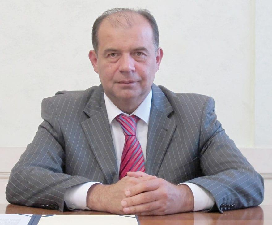 Tihomir Petković Mayor of Užice