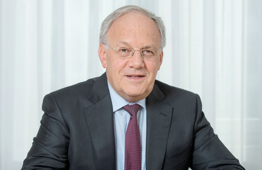 Johann Schneider-Ammann, President Of The Swiss Confederation