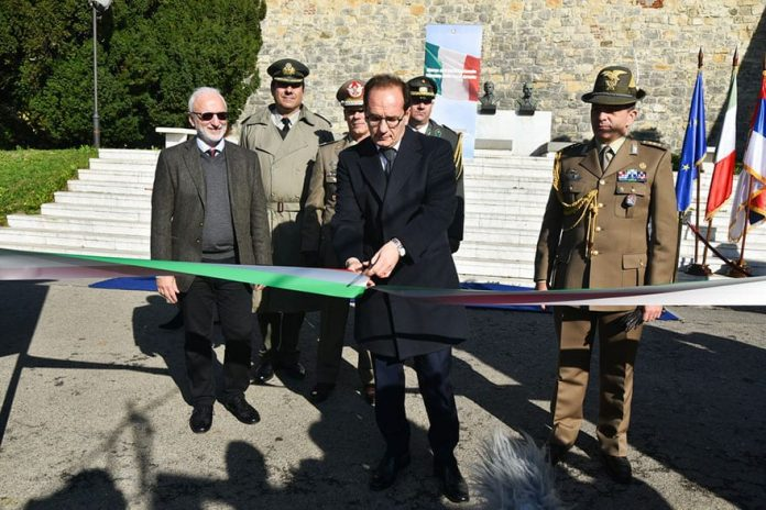 Italian Armed Forces Day Commemorated 2016