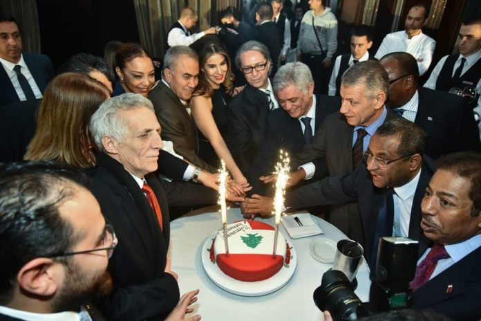 Lebanese National Day 2016
