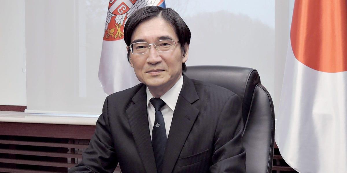 Juichi Takahara, Ambassador Of Japan