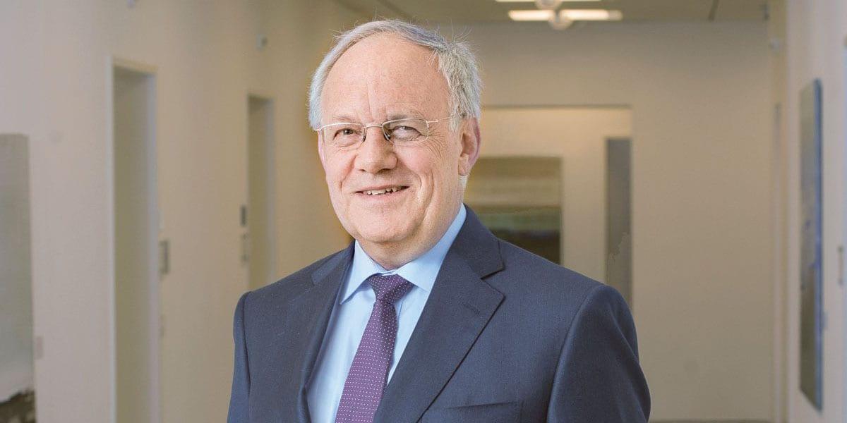 Johann Schneider-Ammann President Of The Swiss Confederation