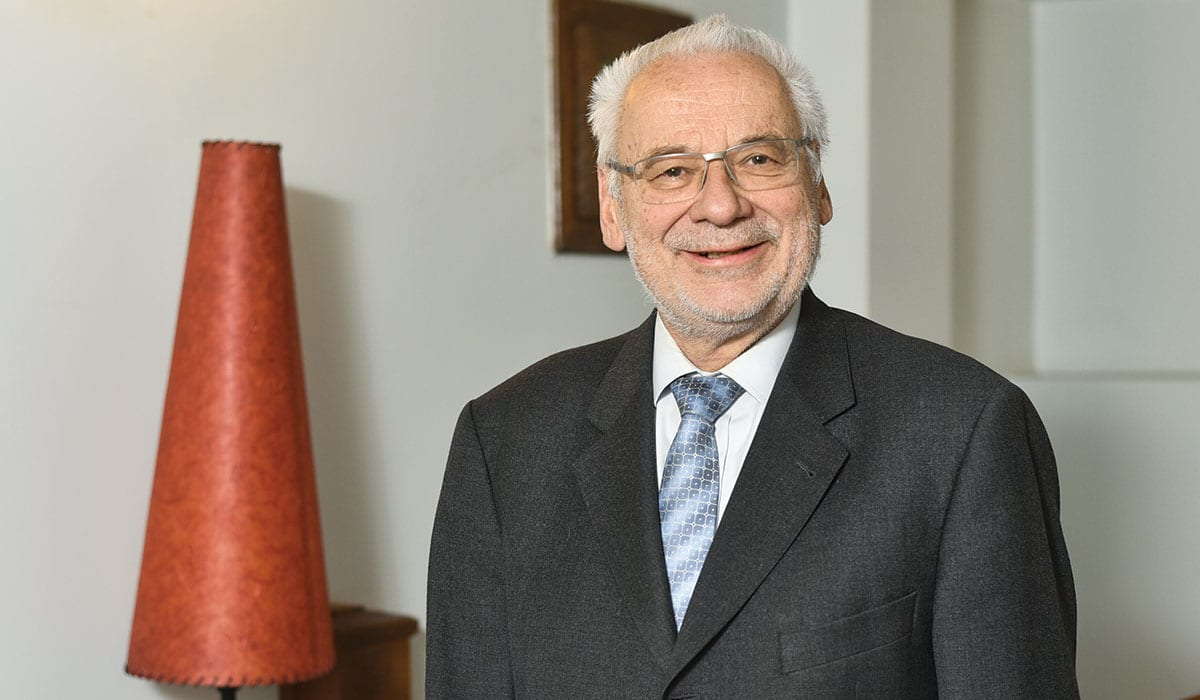 Erhard Busek, Special Coordinator of the Stability Pact for Southeast Europe
