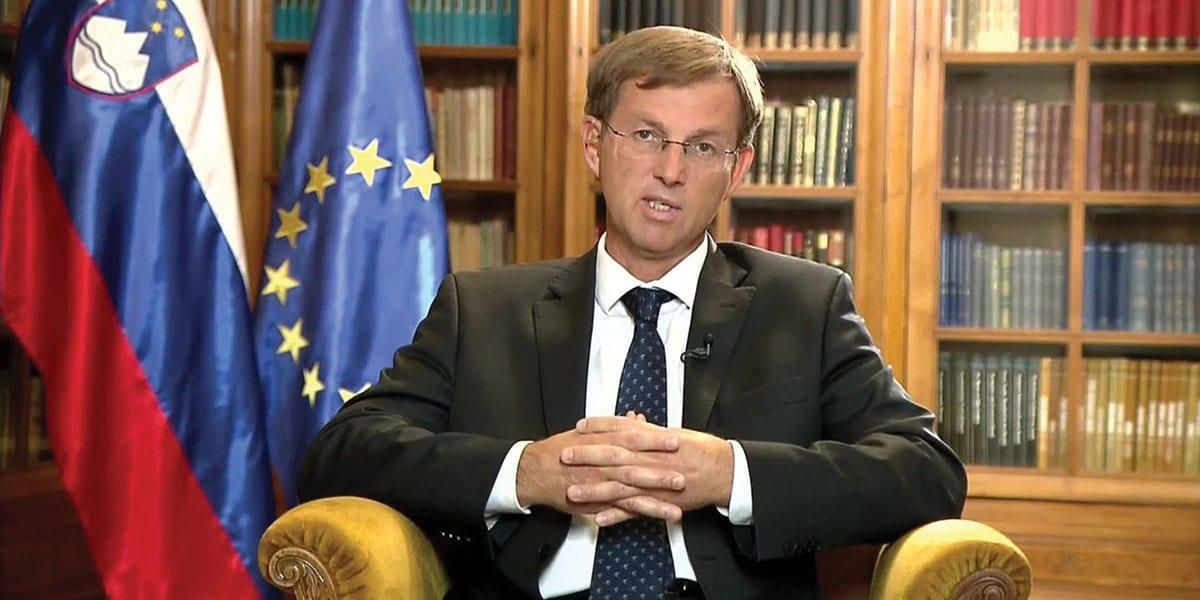 Miro Cerar Slovenia Prime Minister