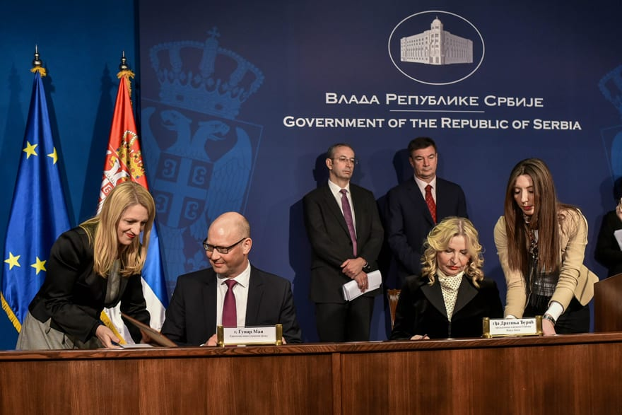 €60 Million to Benefit 3,000 SMEs in Serbia
