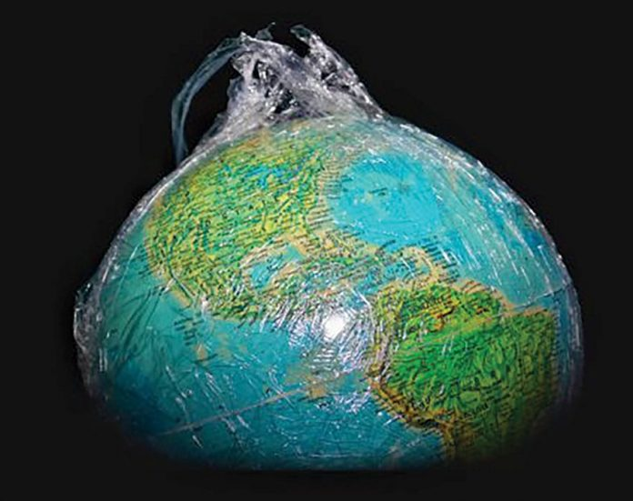 Earth Technosphere Weighs 30 Trillion Tons