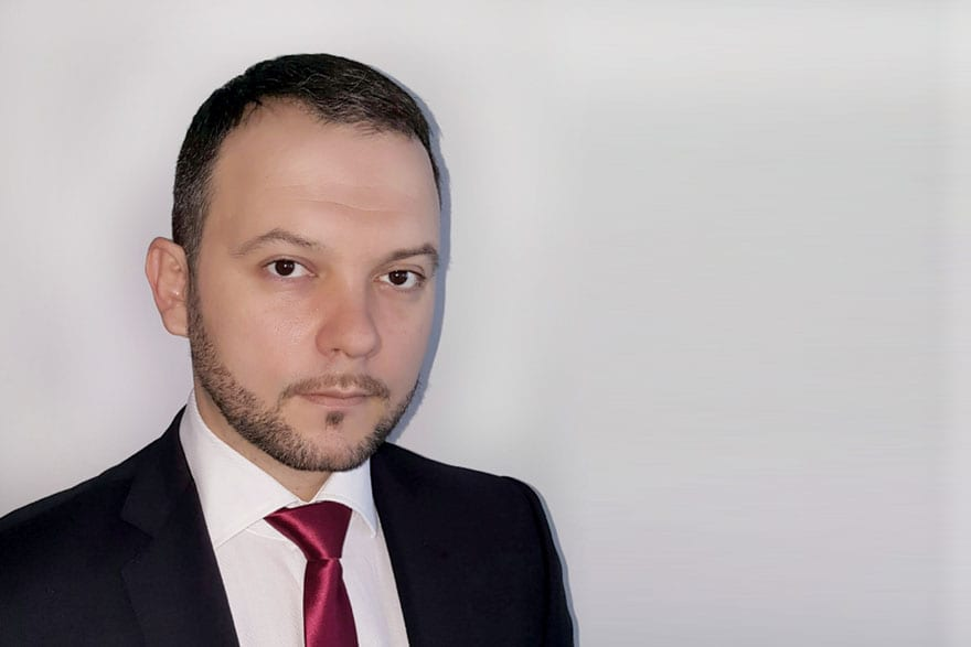 Ivan Mladenović, Country Manager For The Balkan Region, Allied Telesis