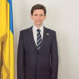 H.E. OLEKSANDR ALEKSANDROVYCH AMBASSADOR OF UKRAINE TO SERBIA