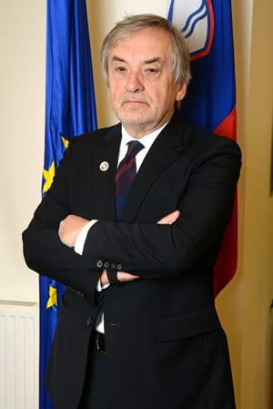 H.E. VLADIMIR GASPARIČ AMBASSADOR OF SLOVENIA TO SERBIA