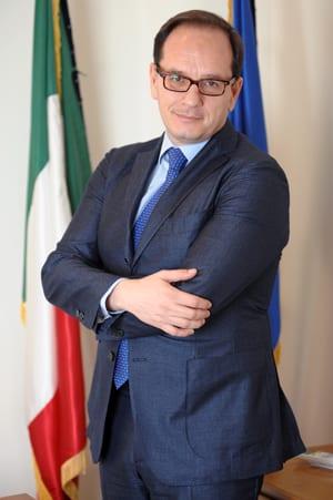 H.E. GUISEPPE MANZO AMBASSADOR OF ITALY