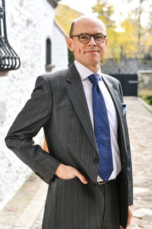 H.E. ARNE SANNES BJORNSTAD AMBASSADOR OF NORWAY TO SERBIA