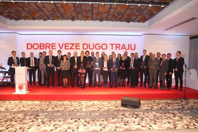 Telekom Srbija Recognises Biggest Business Partners