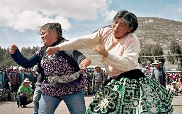 Takanakuy - Peru Christmas Fighting Festival