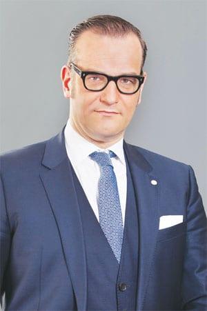 RONALD SEELIGER PRESIDENT, GERMAN-SERBIAN CHAMBER OF COMMERCE (AHK)