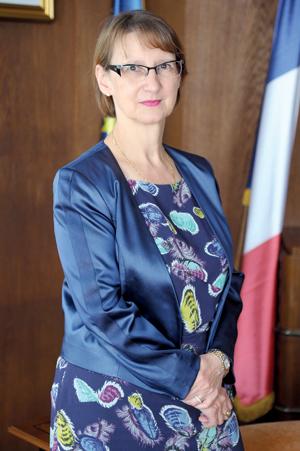 H.E. CHRISTINE MORO AMBASSADOR OF FRANCE TO SERBIA