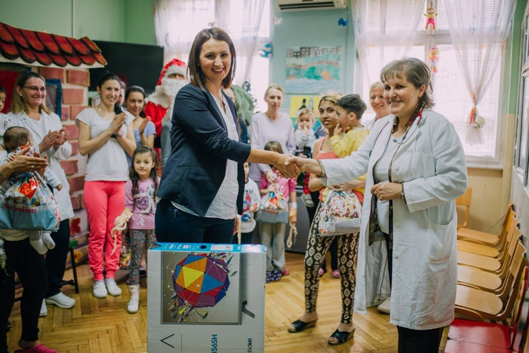 "MOL For Young Patients In ""Zemun"" Hospital"