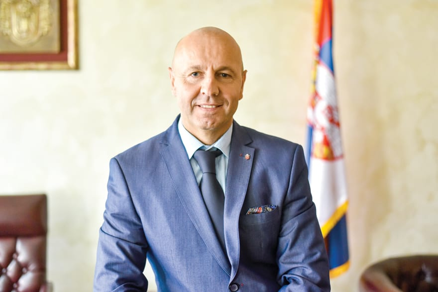 Miloje Obradović PhD, President Of The Commission For The Protection Of Competition