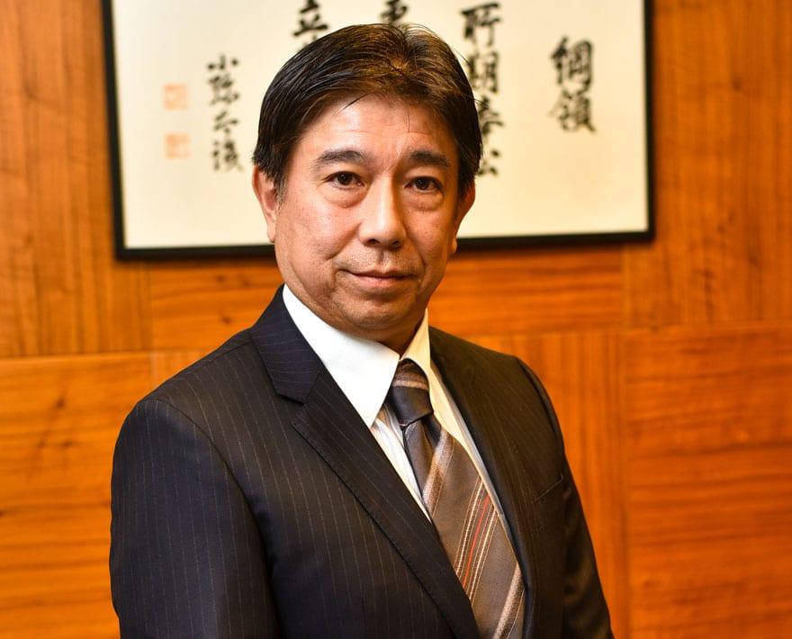 Naoki Tsukada, General Manager, Mitsubishi Corporation Belgrade Liaison Office