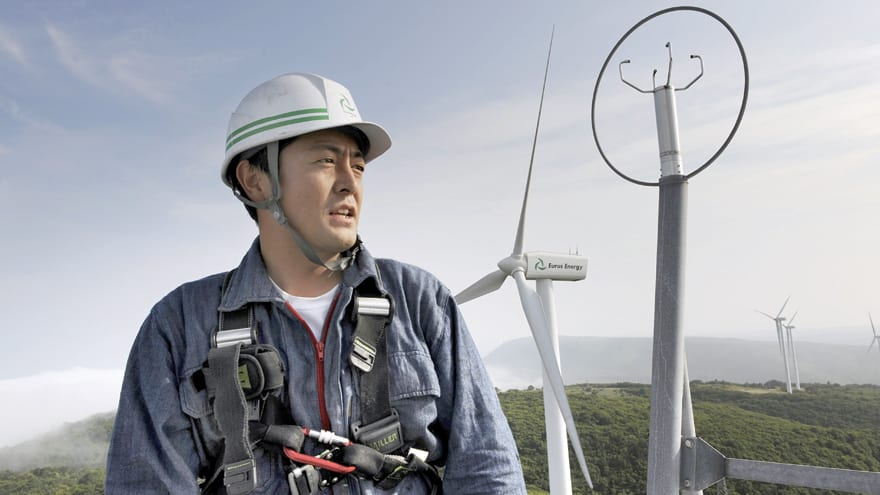 Renewable Energy Japan's New Energy Mix 2017