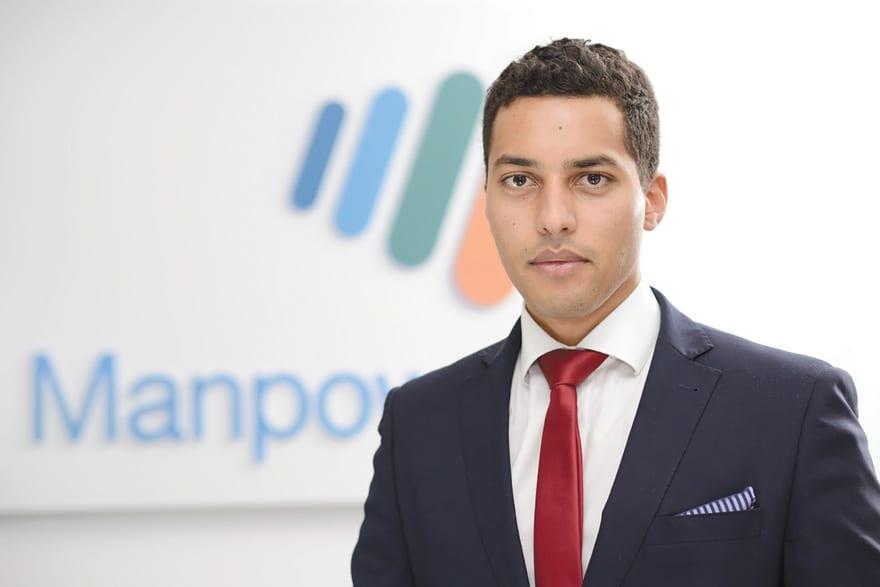 Aleksandar Hangimana, Director of Manpower Group for Serbia