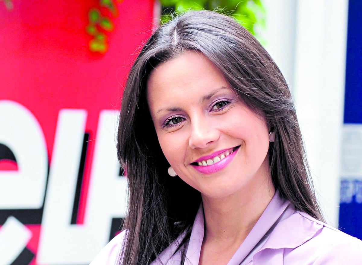 Branka Conić, PR Agency Director, New Moment New Ideas