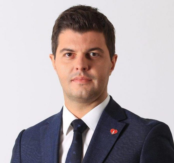 Dragan Lupšić, Chairperson of the Environmental Committee of AmCham