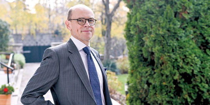 H.E. Arne Sannes Bjørnstad, Norwegian Ambassador To Serbia