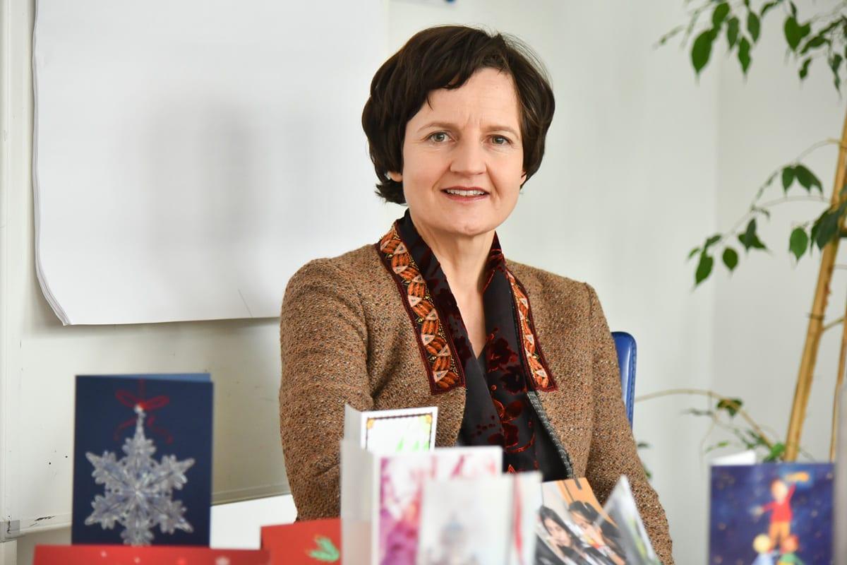 Ursula Läubli, Director of Swiss Cooperation, Embassy of Switzerland