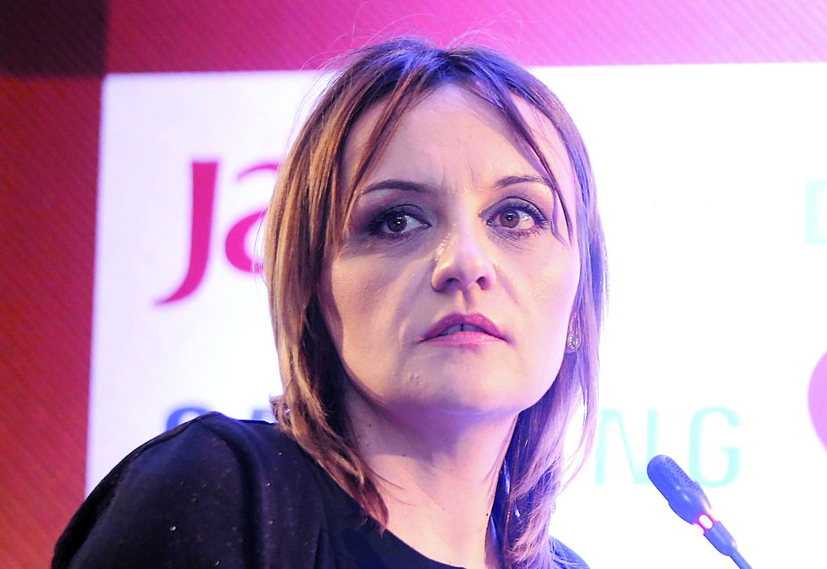 Suzana Miličić, Director of Kontakta PR & Media Consulting