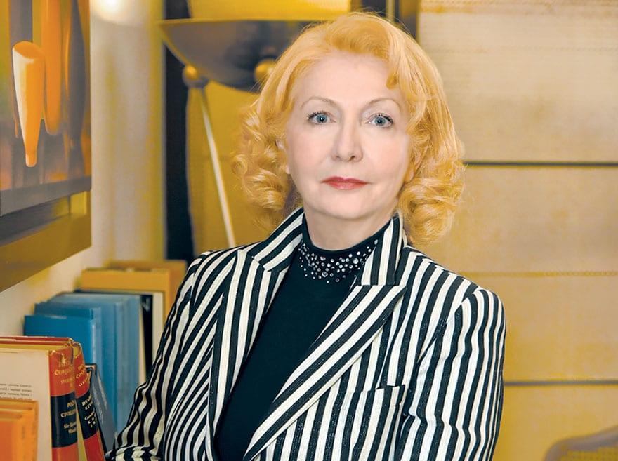 Rita I. Lozinsky, Generalna Direktorka, Alumil Yu Industry A.D. Nova Pazova