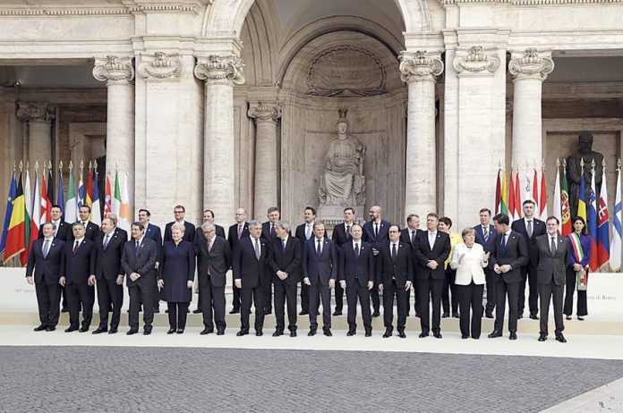 European Union 60th Anniversary