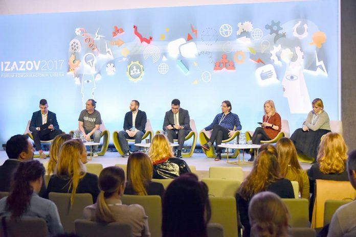 """Izazov 2017"" Forum of Communications Leaders Held 2017"