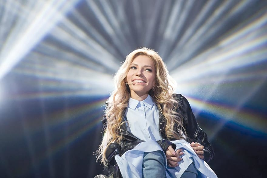 Julia Samoilova Banned From Entering Ukraine