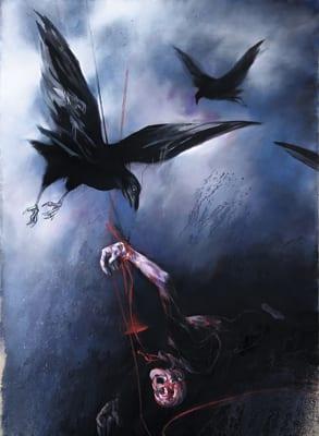 VELIČKOVIĆ: Raven