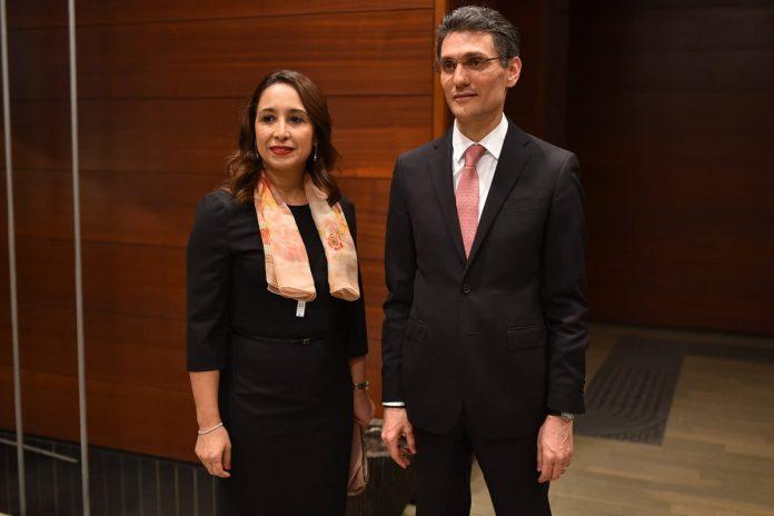 Embassy of Morocco in Belgrade Host Concert Of Pianist Dina Bensaid Amine Melhaj