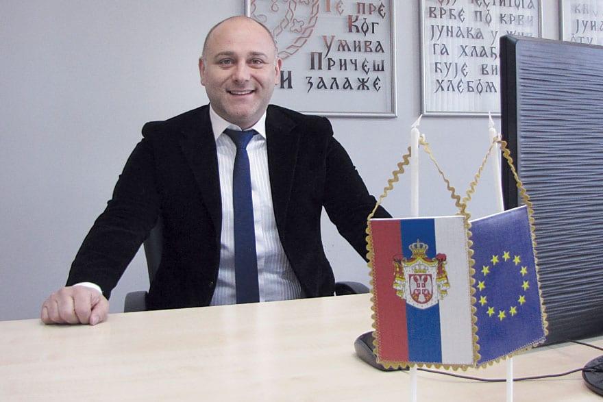 Hellenic Sugar Serbia Christos Alexopoulos
