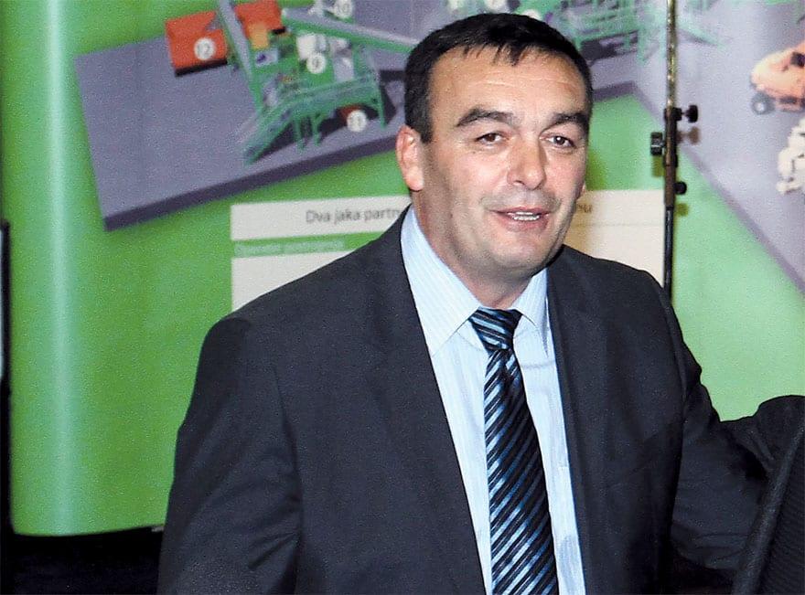 Vujadin Šćekić, Director Of Jugo-Impex d.o.o.