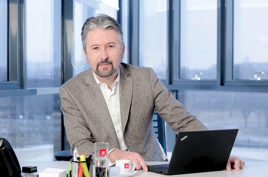 Đoka Janjušević, Director, Tikkurila