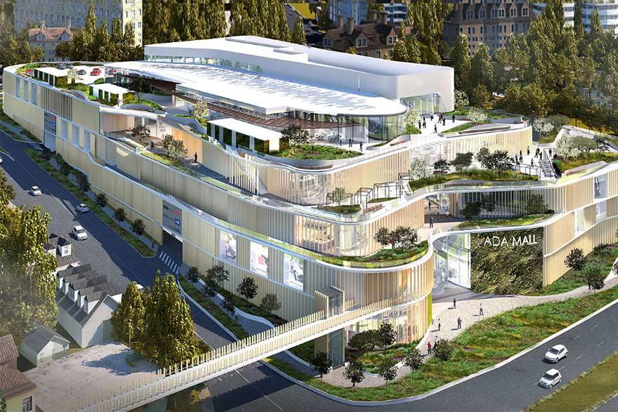 Ada Shopping Centre