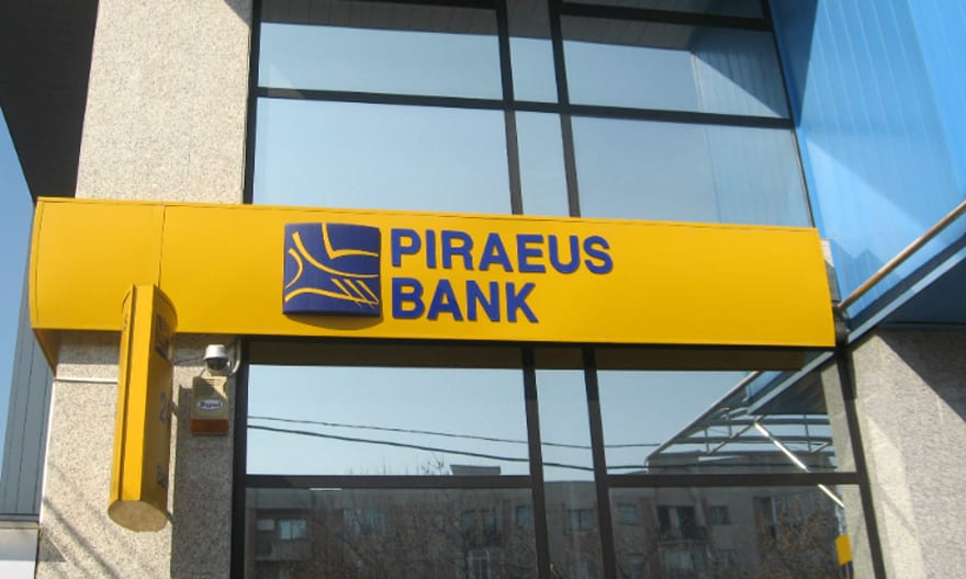 Piraeus Bank Continues To Record Profit