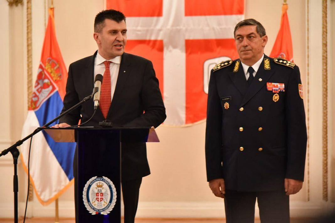 Serbian Army Day 2017 Zoran Djordjevic