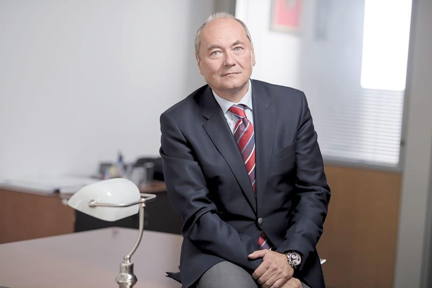 Pál Kovács, CEO At CKB Bank