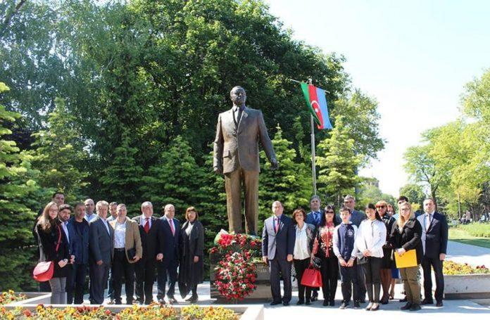94th Birthday Anniversary Of Heydar Aliyev Eldar Hasanov Azerbaijan