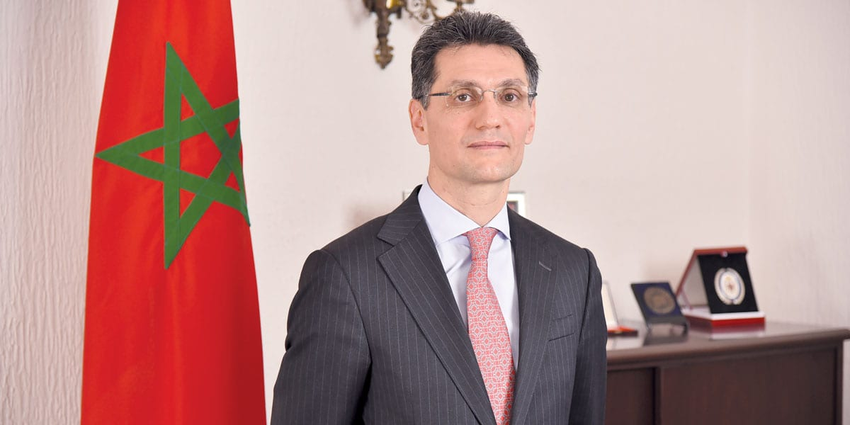 Ambasador Maroka
