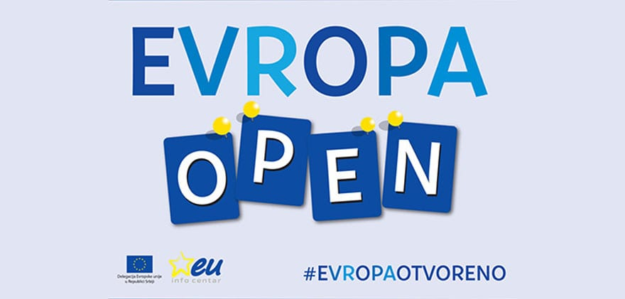 Europe Month in Serbia