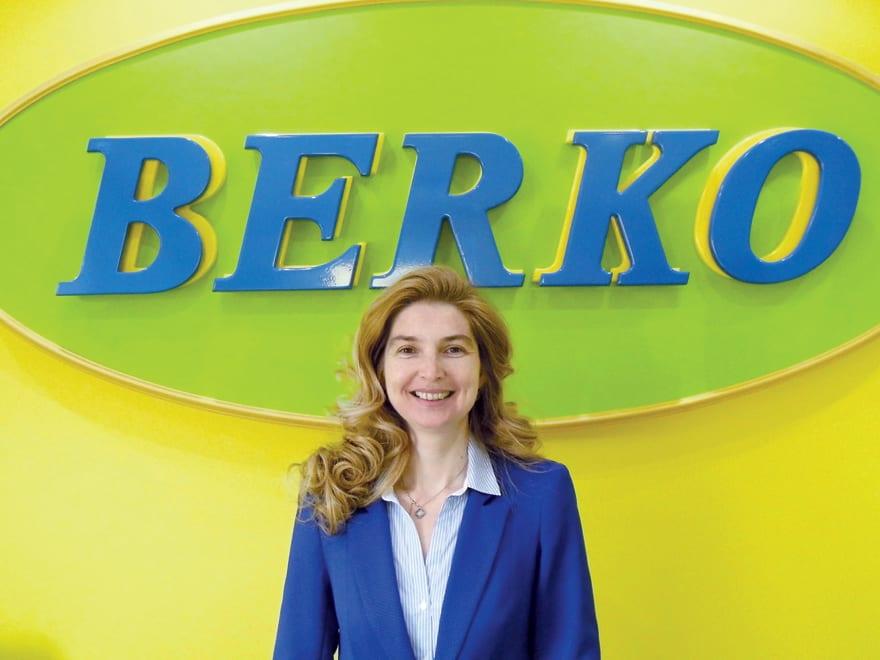 Andrea Kiralj, Director, Berko Production Mol