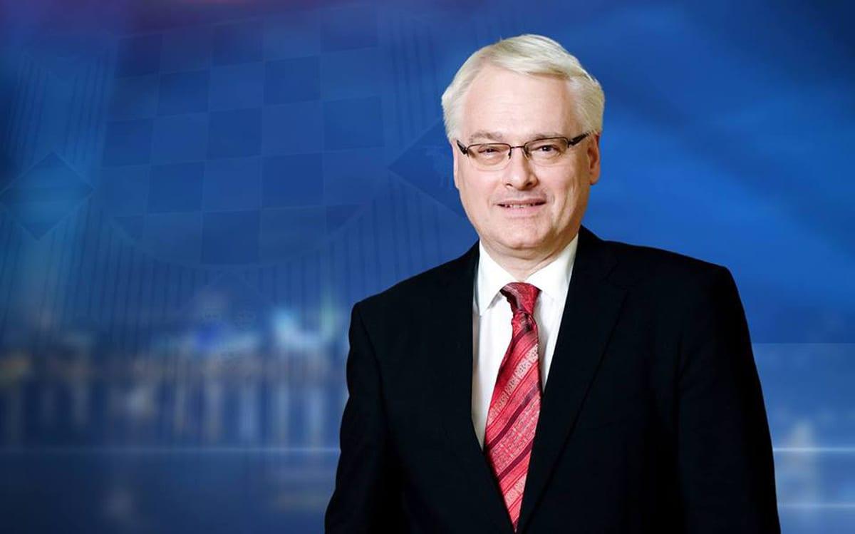 Ivo Josipović Former President Of The Republic Of Croatia