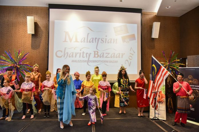 Malaysian Charity Bazaar 2017